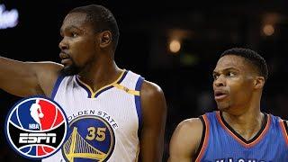 Paul Pierce thinks Kevin Durant might eventually return to Thunder   NBA Countdown   ESPN