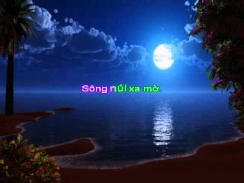 Karaoke Trăng thu dạ khúc