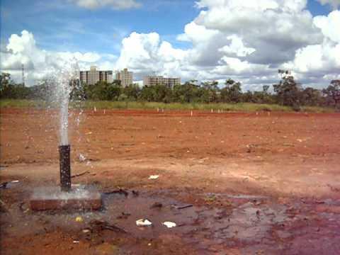 Perfuração de Poço Artesiano - Brasilia - Goiás - Tocantins