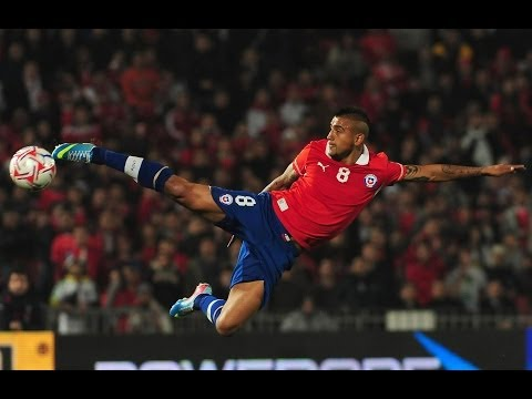 Arturo Vidal - Until it Sleeps