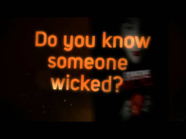 Someone Wicked Book Trailer
