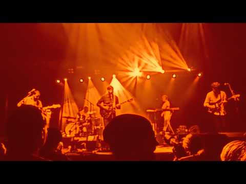 Shout Out Louds: please post song title in comments below (live at Weissenhäuser Strand)