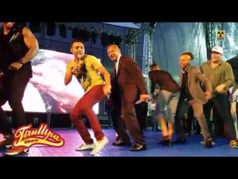Tirullipa Faz Neymar e Neymar Jr dançarem