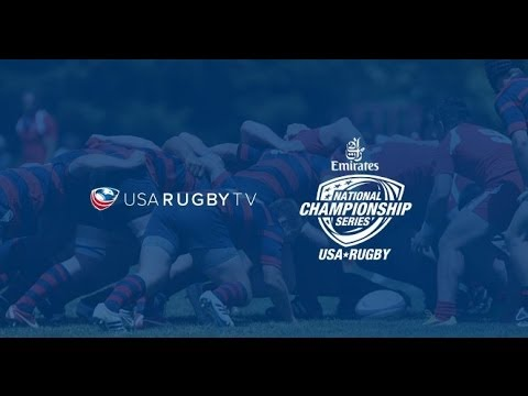 2014 Emirates Airline USA Rugby College National Championship - 5/11/14