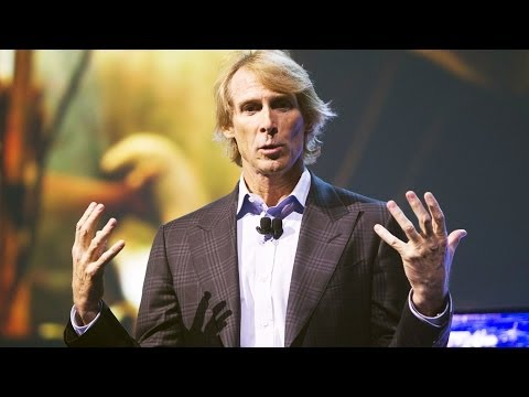 Michael Bay Has Meltdown At CES 2014