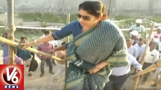 Secretary Of State Smita Sabharwal Visits Sripada Yellampa..