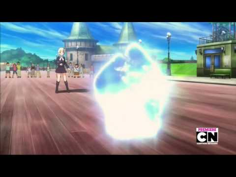 Pokémon XY Movie 17 Diancie and the Cocoon of Destruction Abertura