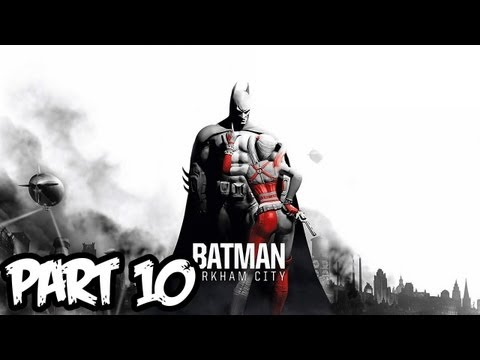 Batman Arkham City Walkthrough Part 10 HD - GIVEAWAY!! - To The Museum! (Xbox 360/PS3/PC Gameplay)