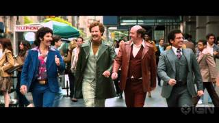 Anchorman 2: Road Trip Trailer