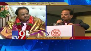 SP Balasubrahmanyam Sensational Comments on Telugu People ..