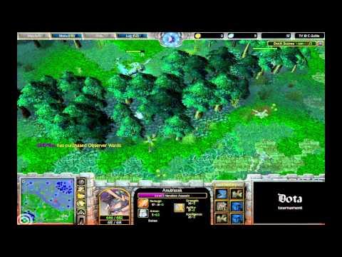 [o] TV10 DotA Tournament C zone - Arena vs DND