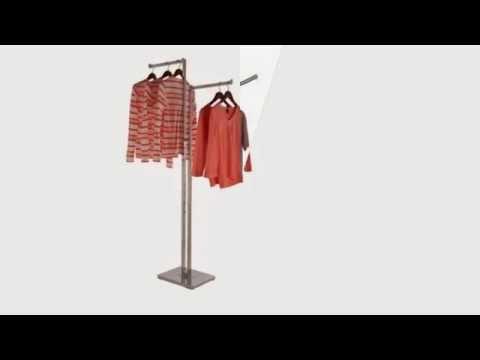 Multiple choices for garment racks in Burlington, Alberta & Edmonton visit https://www.rollingracks.ca/
