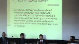 Restitution and Reconciliation - Constantin Goschler