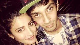 Anirudh and Shruti Haasan had late night fun after Maan karate