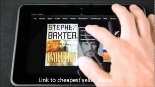 """Kindle Fire HD 8.9"""" 16GB 32GB Review Test Tablet PC"""