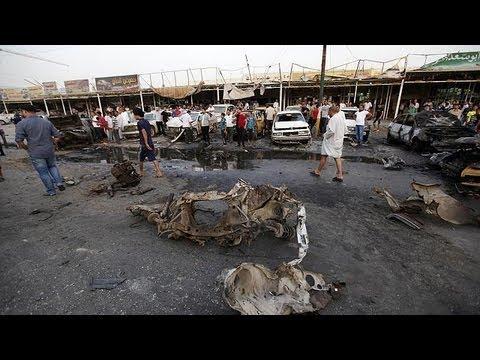 Tide of Iraq's Sunni-Shia violence
