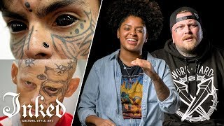 "Tattoo Artists Answer ""What Tattoos Do You Refuse to Do?""  