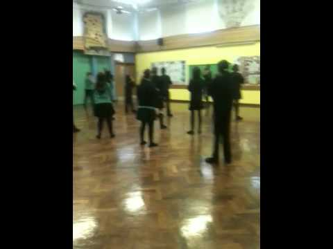 Errol Christie at Rush Croft school part 4