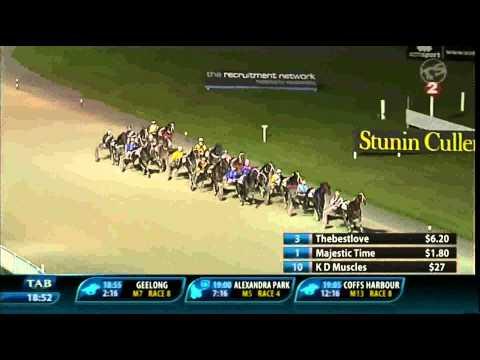 Vidéo de la course PMU SEELITE WINDOWS & DOORS TROTTING DERBY