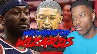 REBUILDING THE WASHINGTON WIZARDS IN NBA 2K19