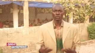 "Great Entrepreneur | ""Poulets d'ici"" AGROVITA - Gora FAYE"