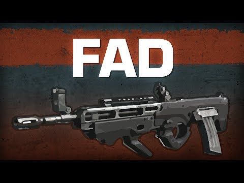 FAD - Call of Duty Ghosts Weapon Guide