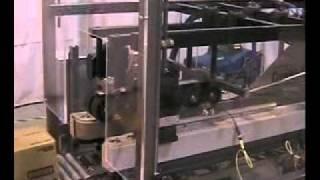 Selladora Automática de Cajas con Sellado de Solapas en la parte superior e inferior