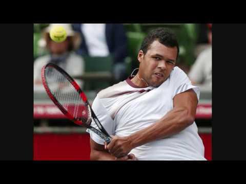 Tsonga beats Monfils to advance at Japan Open