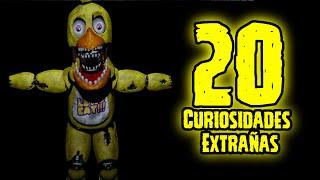 TOP 20: Las 20 Curiosidades Extrañas De Chica De Five
