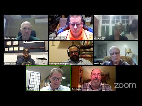 Plattsburgh Infrastructure Committee Meeting  3-1-21