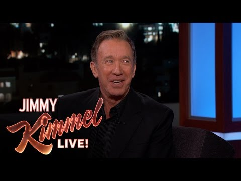 Tim Allen on Going to Donald Trump's Inauguration