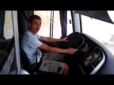 Dicas sobre como fazer um teste de direção em ônibus - por Waguinho Guitar