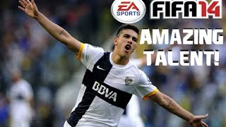 FIFA 14 Career Mode Best Young Top Talents Leandro