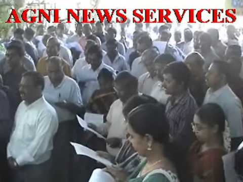 PUDUCHERRY .... ALL INDIA TWO DAY BANK STRIKE