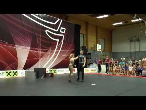 Leon Katrin - Steirische Meisterschaft 2015 - (Klasse B - Akro)