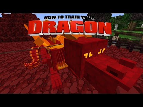 Minecraft - HOW TO TRAIN YOUR DRAGON - It's Sparky ! [21]