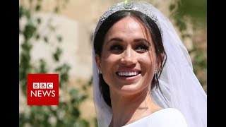 Royal wedding : Highlights from Harry and Meghan's wedding - BBC News