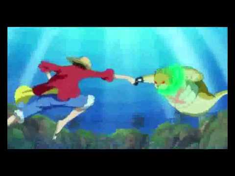 One Piece Luffy meets Kung Fu Dugong [626]