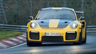 GT2 RS is the fastest Porsche 911 of all times. YouCar Car Reviews.