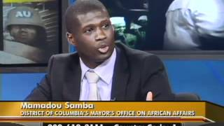 Mamadou Samba on Thomas Lubanga
