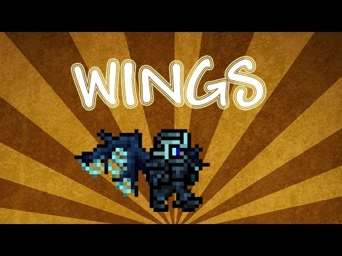 how to make harpy wings in terraria