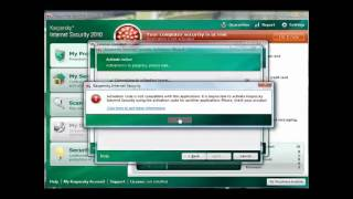 Activation Key Kaspersky 2010/ 2011 + KEYS