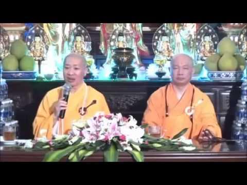 Những Khắc Nghiệt Cuộc Đời   Thầy Thích Thiện Thuận & Thầy Thích Hạnh Bảo