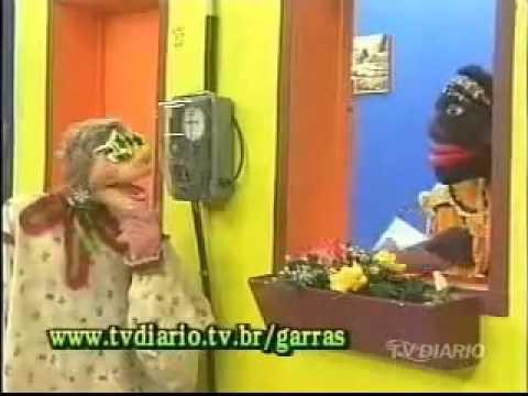 Nas Garras Da Patrulha - Beiçuda e Froxilda