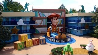 Disney's All Star Movies Resort 2014 Tour And Overview