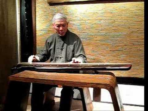 Guqin 古琴 - 静观吟