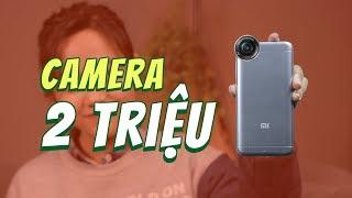 Camera Redmi 5A làm được gì??!