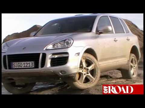 Range Rover Supercharged vs. Porsche Cayenne Turbo