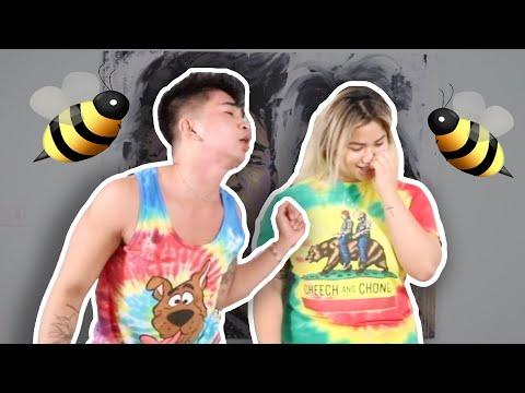 Singing Bee Game - FUNNY AF OMG