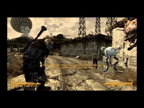 Fallout New Vegas - Rescuing Raul Tejada
